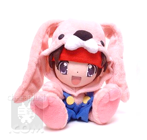Gravitation Ryuichi Plush Doll by kaijumama