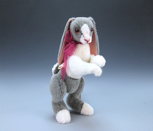 Jointed English Lop Ear Bunny Rabbit Miniature by kaijumama