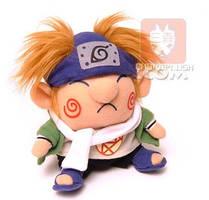 Naruto Chouji Plush Doll 1 by kaijumama