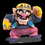 Wario - Super Smash Bros. (PNG)
