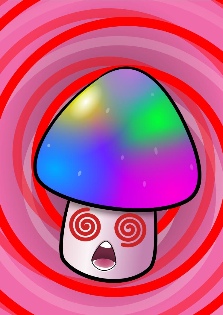 Pvz Hypno-shroom by NgTTh