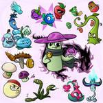 Pvz stuff2: Nightcap Strategy