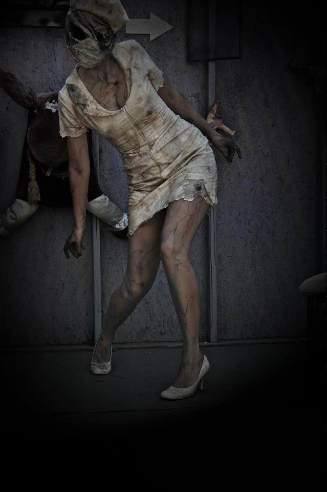 Silent Hill Krankenschwester