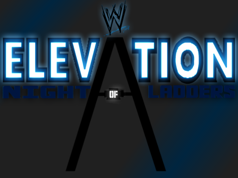 Wwe tables ladders and chairs logo - Custom Ppv Logo Elevation Night Of Ladders By