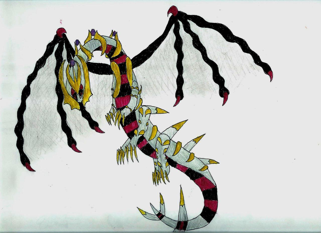 Pokemon Mega Giratina Images | Pokemon Images