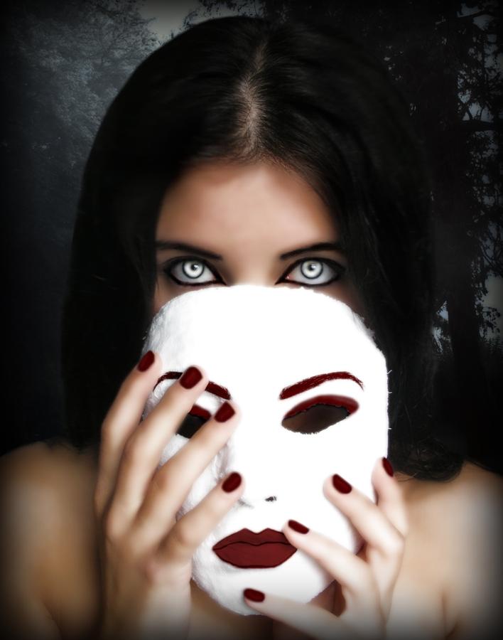 The mask slipped... by Majesty203