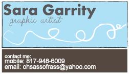 Business Card by saramg