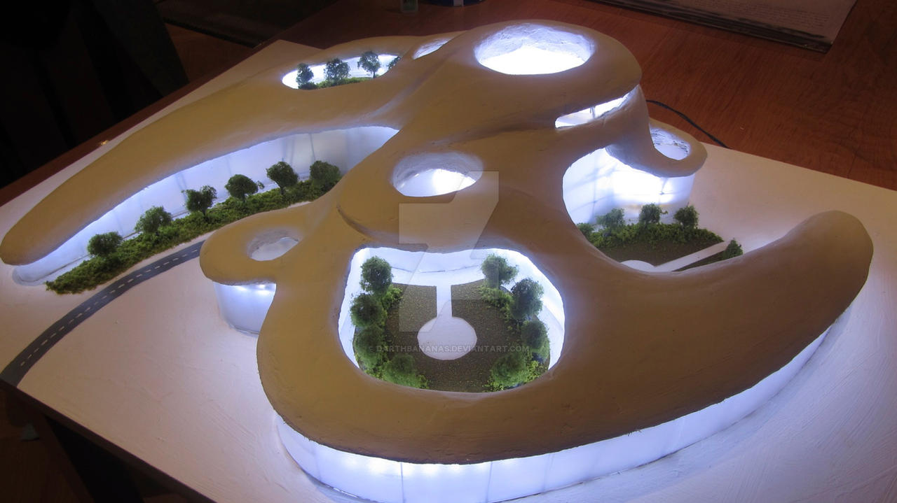 organic architecture Organic architecture and its influence on human being  was it a conscientious  decision to move to an organic house, which were your influences in the first.