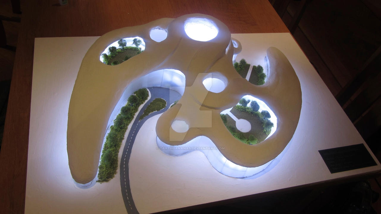 Organic Architecture 2 Cancer Care Centre By Darthbananas