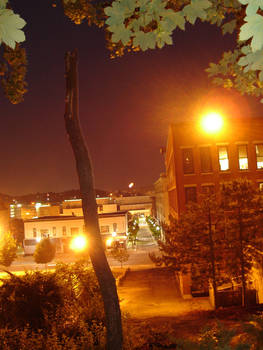 Palladium Hill Night Exposure