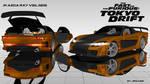 MMD Mazda RX7 Veilside Fortune- Tokyo Drift + DL