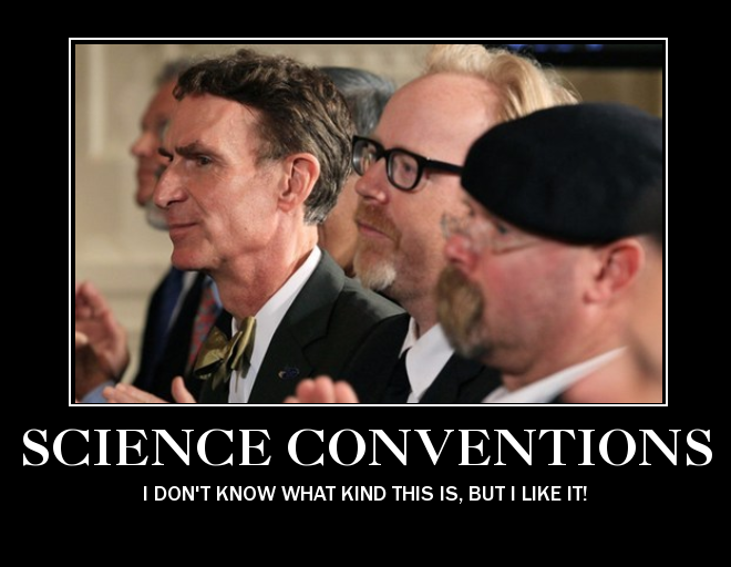 Bill Nye, Adam, and Jamie FTW! by blackmaraiah