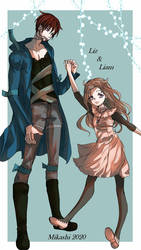Liz and Liam 2020