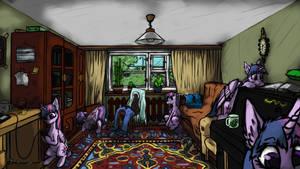 Home alicorn by Danton-Y17