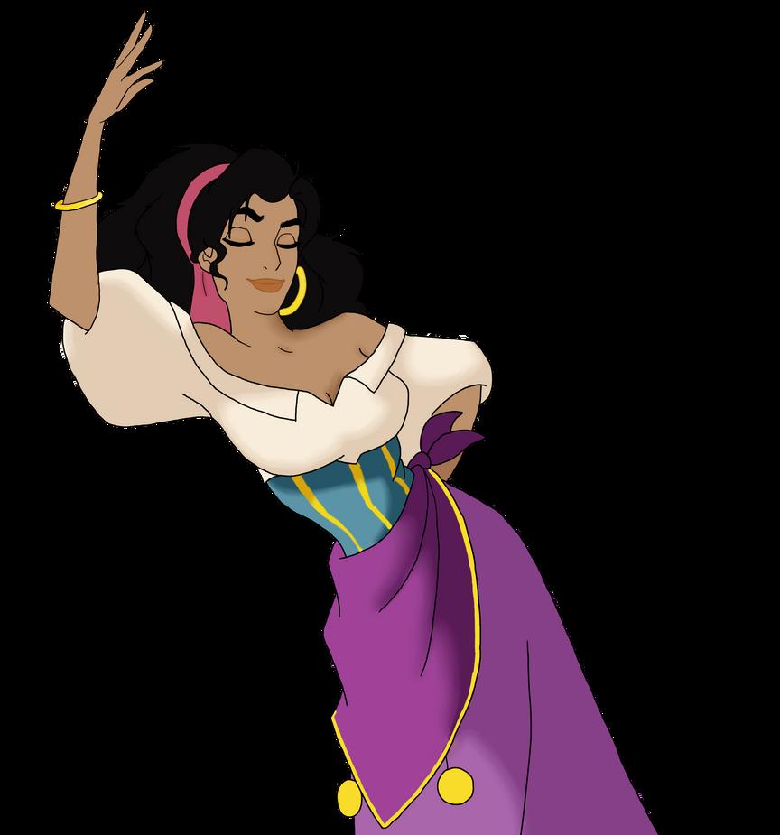 Esmeralda by ChazzyLlama