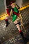 Cammy White - Street Fighter (Latex)