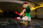 Cammy White - Street Fighter (Latex)