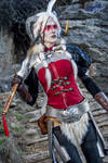 Qunari Inquisitor (Dragon Age)