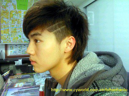 Luhan Pre-debut by chanyeolcreep on DeviantArt