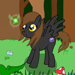 Ludichat as a pony by Ludichat