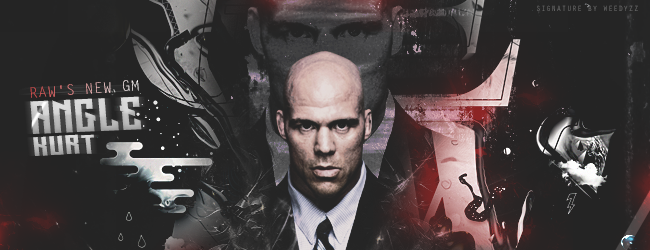 GM Kurt Angle Signature by WeeDyZz