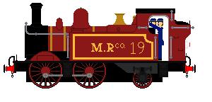 Marrison Rail Company No. 19 by steamtheboxtank