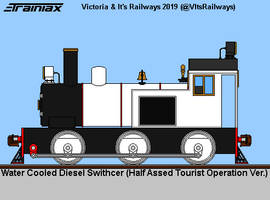 Water Cooled Diesel Switcher (HATO Variant)