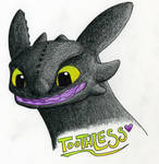Toothless-LUV