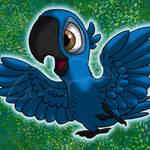 Rio-Baby Blu by CavySpirit