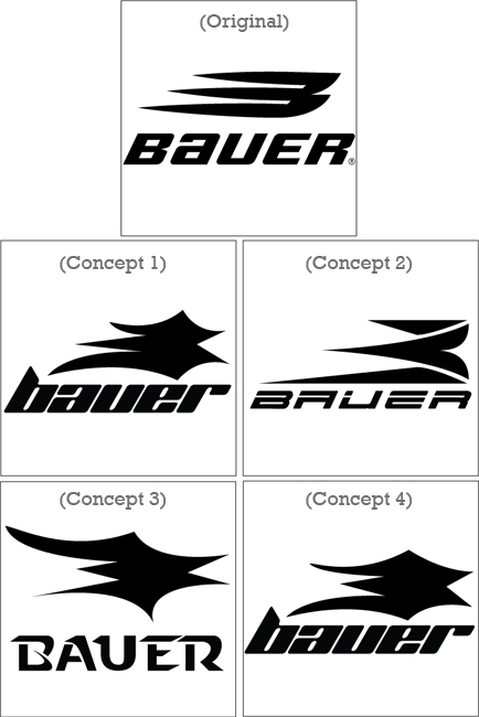 Bauer Logo Redesign