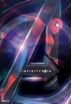 Spider Man - Avengers Infinity War POSTER