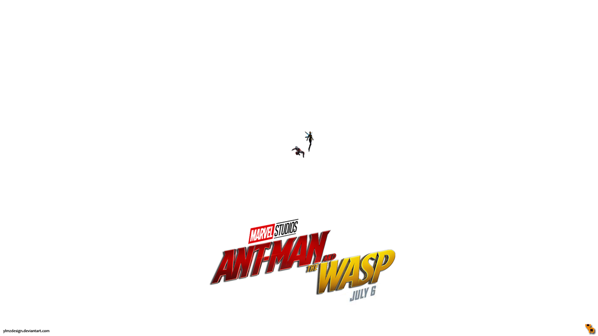 Ant Man And The Wasp Poster Wallpaper By YLMZDESIGN