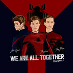 We Are All Together Andrew-Tobey-Tom Vector 1x1
