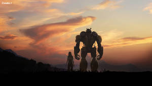 See you..  Bumblebee Movie Wallpaper