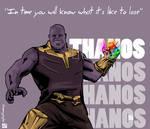 Thanos Vector ART