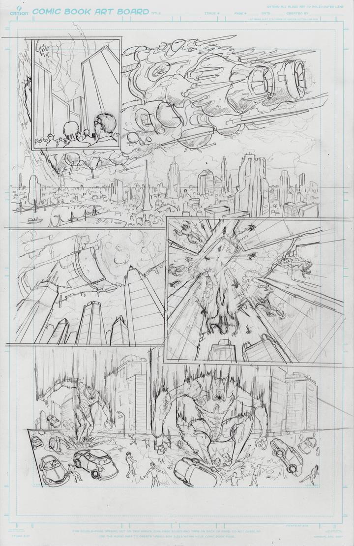 Superman page 2 by 08yo8387