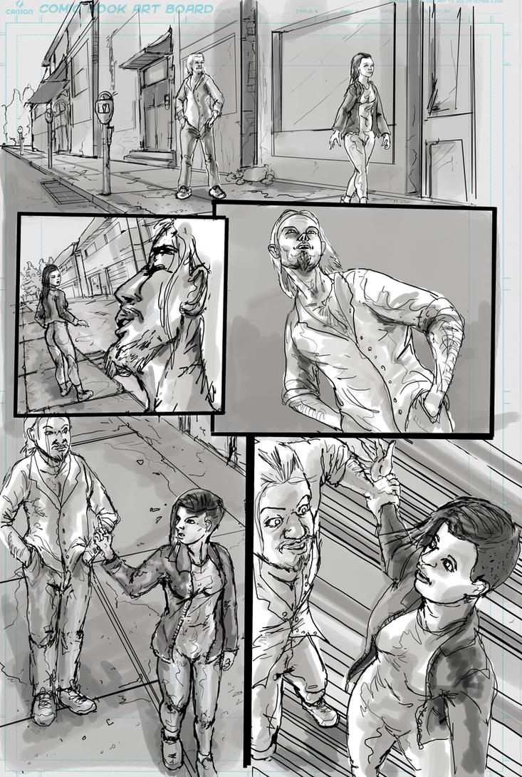 Top cow talent hunt Postal issue 9 page 10 final by 08yo8387