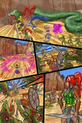 Battlecats page 3 by 08yo8387
