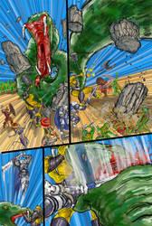 Battlecats page 2 by 08yo8387