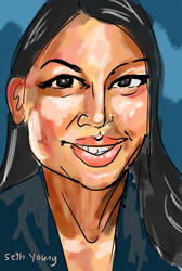 caricature commission by 08yo8387