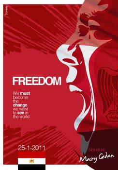 Egypt Civilized Revolution