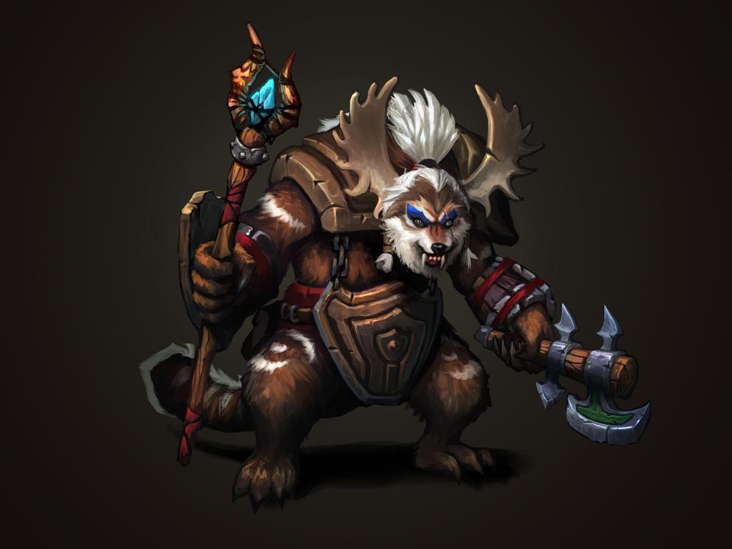 Mystic Beast by aaronflorento