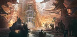 Ravine Stronghold