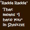 Radda Ra Radda Radda by gaveZexionmyHeart