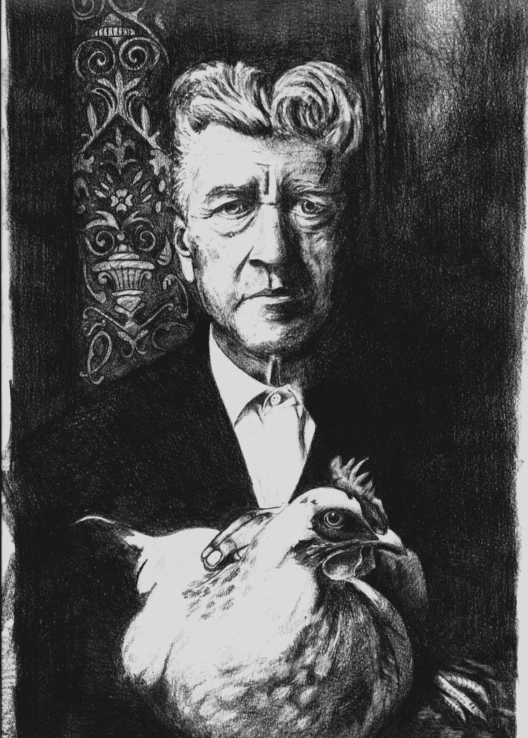 David Lynch by inek09