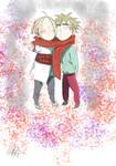 Jian Yi and Xixi Colored