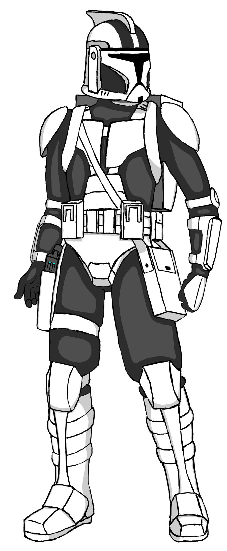 shock troopers coloring pages - photo#30
