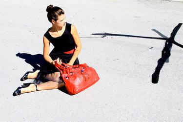 Red Bag by masonfetzer