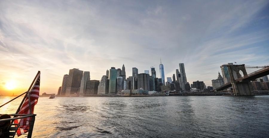 Lower Manhattan by digitaldreamz666