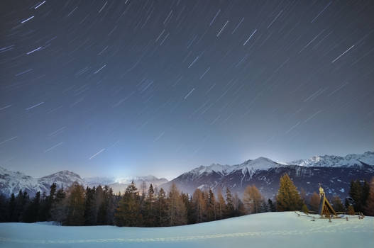 Snow and Stars